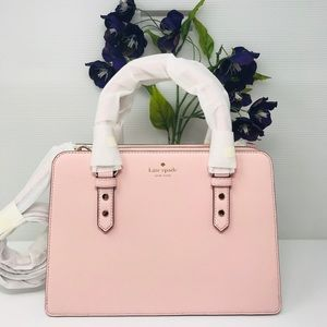 Kate Spade Lise Mulberry Street Satchel purse bag